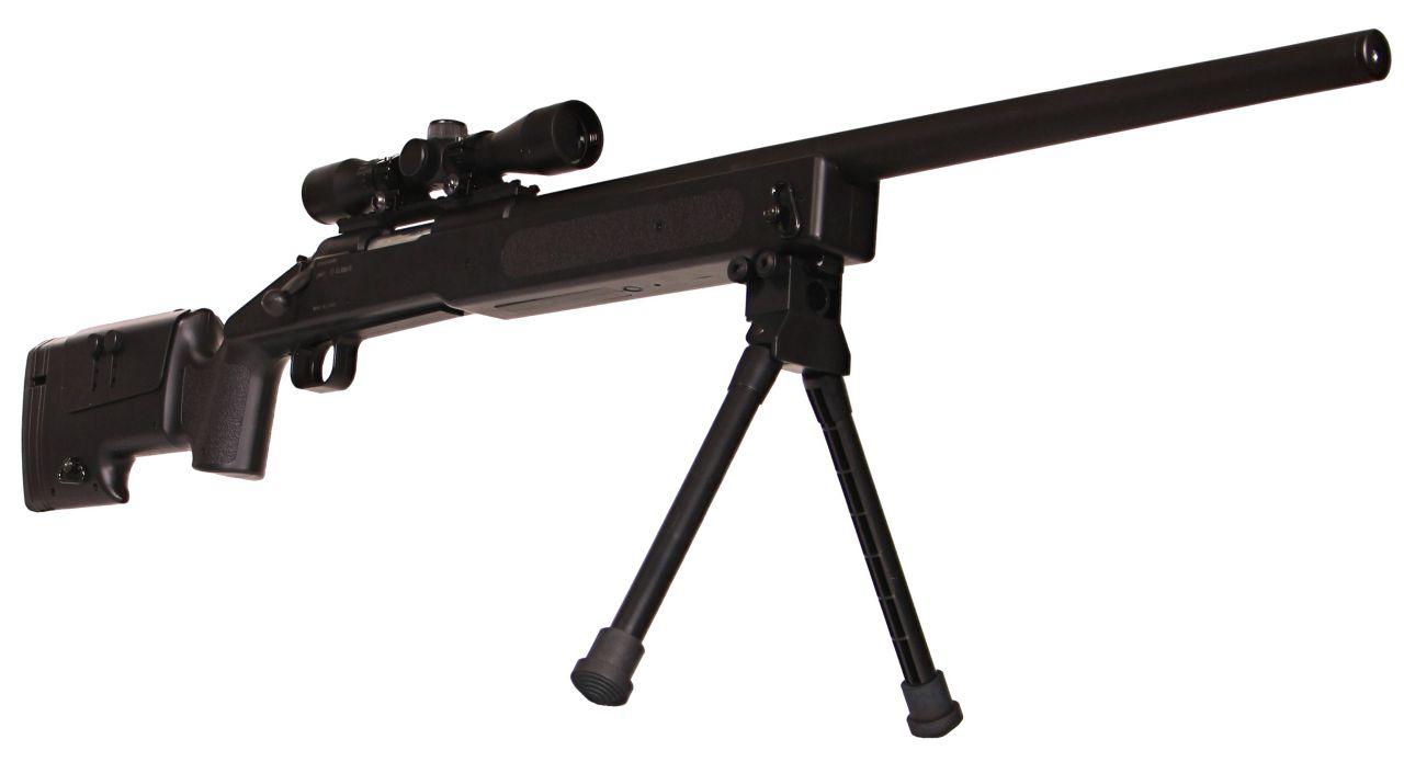 Quel est le meilleur sniper pour Airsoft ?