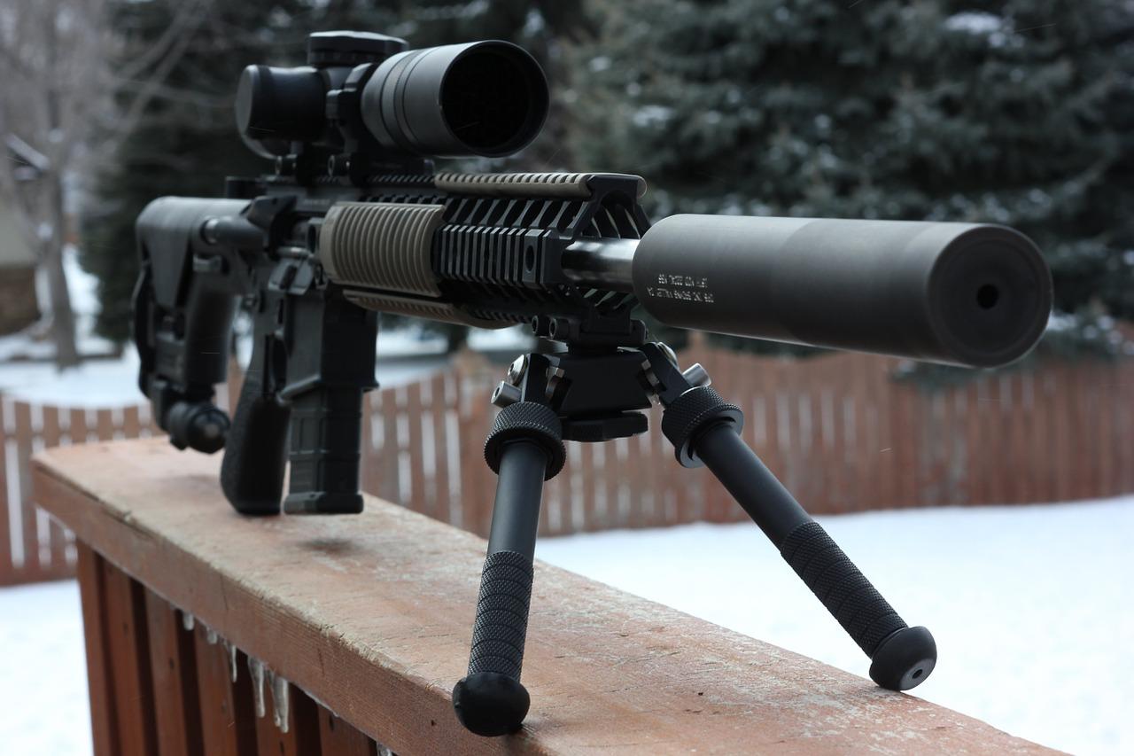 réplique airsoft sniper